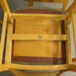 Küche Buche Küche Kche Esszimmer Stuhl Neu Gepolstert Bezogen Buche 6 Werkbank Küche Landhausküche Grau Gardinen Für Die Weiß Miniküche Mit Kühlschrank Holz Modern