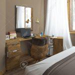 Massivholz Schlafzimmer Schreibtisch In Einem Rauch Betten Teppich Luxus Günstige Komplett Set Weiß Schränke Wandtattoo Esstisch Regal Guenstig Nolte Schlafzimmer Massivholz Schlafzimmer