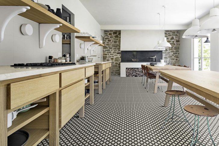 Medium Size of Fliesen Für Küche Groß Fliesen Betonoptik Küche Küche Bodenbelag Küche