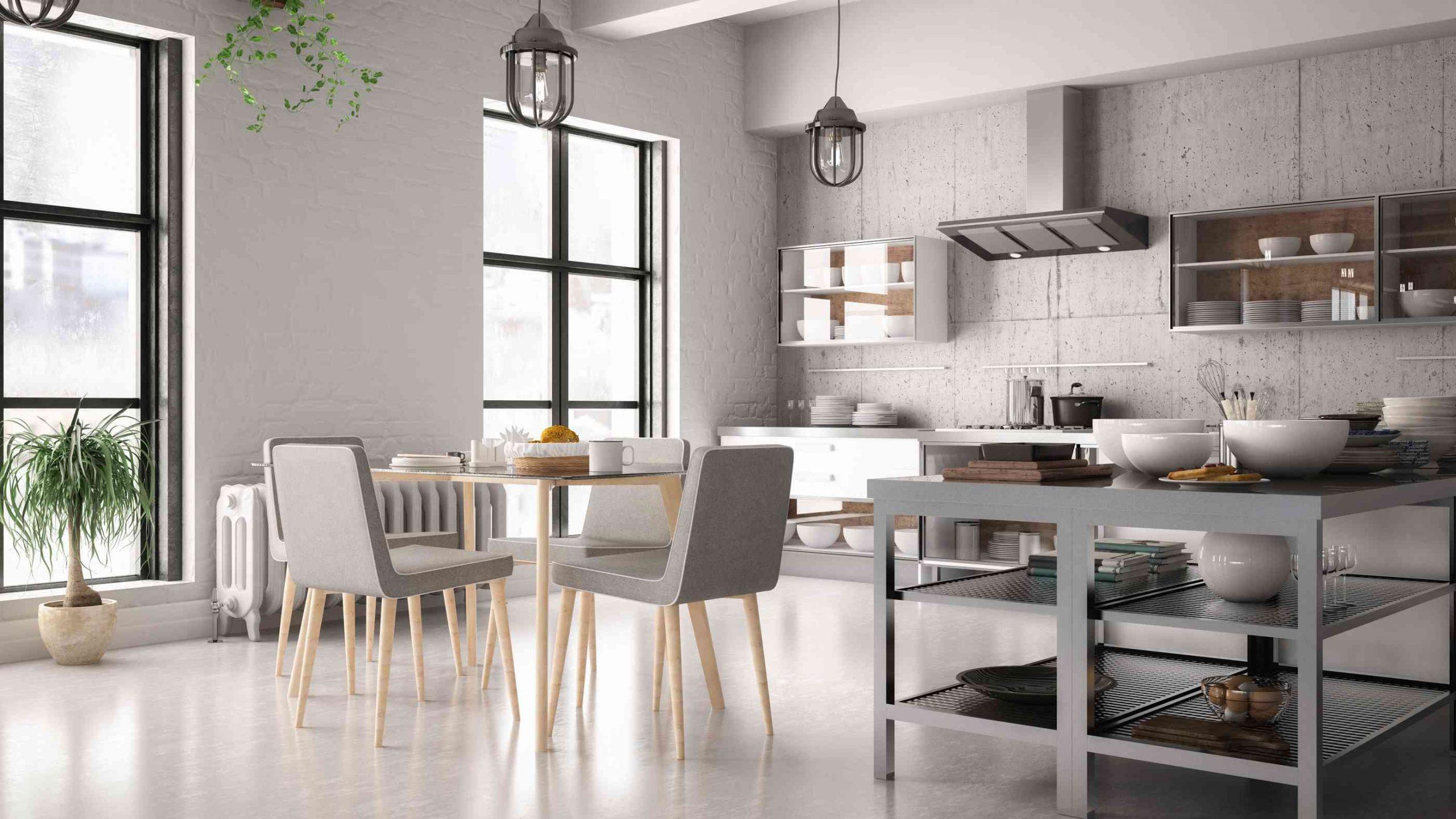Full Size of Bodenbelag In Küche Küchenboden Erneuern Moderner Bodenbelag Küche Bodenbeläge Für Küche Und Flur Küche Bodenbelag Küche