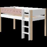 Halbhohes Bett Https De Product 80 17309 75 Mit Senkrechter Leiter Kopfteil Betten Aufbewahrung Bei Ikea Günstig Kaufen 180x200 90x190 Prinzessinen Stapelbar Bett Halbhohes Bett