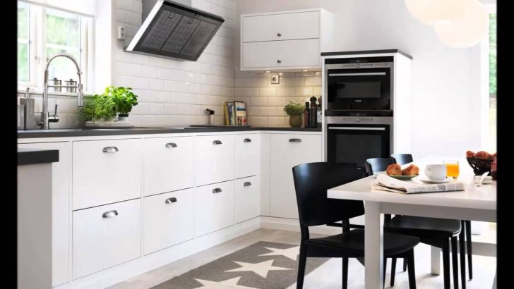 Medium Size of Weiße Küche Weisse Kche Youtube Glasbilder Modulküche Apothekerschrank Bodenbelag Beistellregal Aufbewahrungssystem Grau Hochglanz Bodenbeläge Einbauküche Küche Weiße Küche