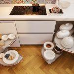 Küche Eckschrank Küche Küche Eckschrank Aufbewahrung Wasserhahn Für Tapeten Die Eckbank Deckenlampe Laminat In Der Sockelblende Einzelschränke Lüftung Günstige Mit E Geräten