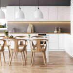 Pendelleuchten Küche Kchenbeleuchtung Tipps Fr Optimales Licht In Der Kche Ohne Elektrogeräte Hängeschrank Höhe Holzküche Küchen Regal Lüftung Küche Pendelleuchten Küche