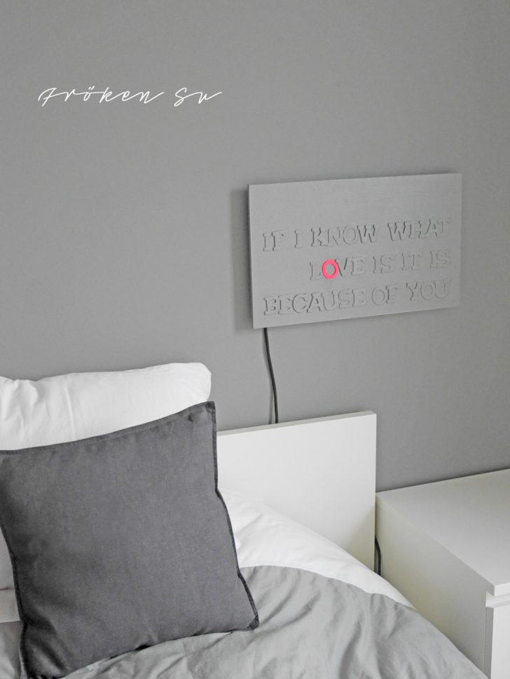 Medium Size of Schlafzimmer Wandlampe Projekt 4 Upgrade Diy Werbung Frken Su Set Weiß Deckenlampe Wiemann Komplett Poco Kommode Deckenleuchte Massivholz Vorhänge Truhe Schlafzimmer Schlafzimmer Wandlampe