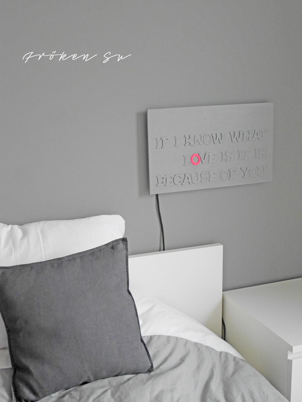 Full Size of Schlafzimmer Wandlampe Projekt 4 Upgrade Diy Werbung Frken Su Set Weiß Deckenlampe Wiemann Komplett Poco Kommode Deckenleuchte Massivholz Vorhänge Truhe Schlafzimmer Schlafzimmer Wandlampe