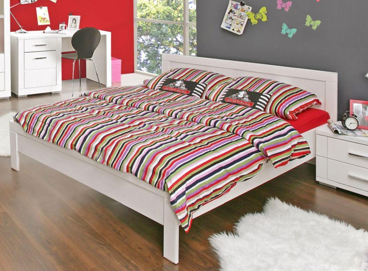 Full Size of Weiße Betten Jugendbett Snow Bett 140 200 Cm Coole Weiß Für übergewichtige Jensen Ebay Massivholz Ikea 160x200 Möbel Boss Dänisches Bettenlager Bett Weiße Betten