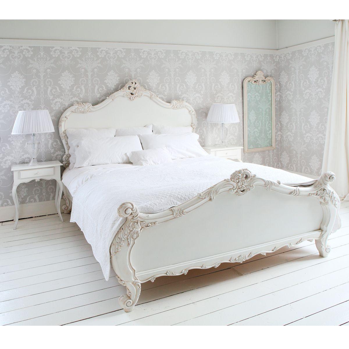 Full Size of Französische Betten New Provencal Sassy White French Bed Beds Ruf Preise De Ikea 160x200 Paradies Günstige Antike München Mit Bettkasten Breckle Nolte Bett Französische Betten