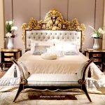 Kingsize Bett Afb07 Foshan Klassische Luxus Antike Betten Mit Beleuchtung Box Spring Tojo V Nussbaum 140x200 Bettkasten Konfigurieren 180x200 Lattenrost Und Bett Kingsize Bett