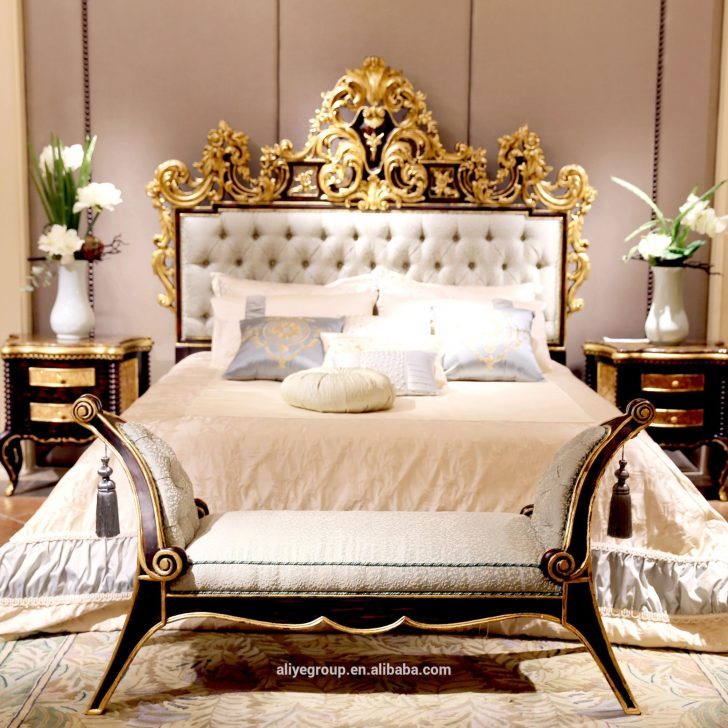 Medium Size of Kingsize Bett Afb07 Foshan Klassische Luxus Antike Betten Mit Beleuchtung Box Spring Tojo V Nussbaum 140x200 Bettkasten Konfigurieren 180x200 Lattenrost Und Bett Kingsize Bett