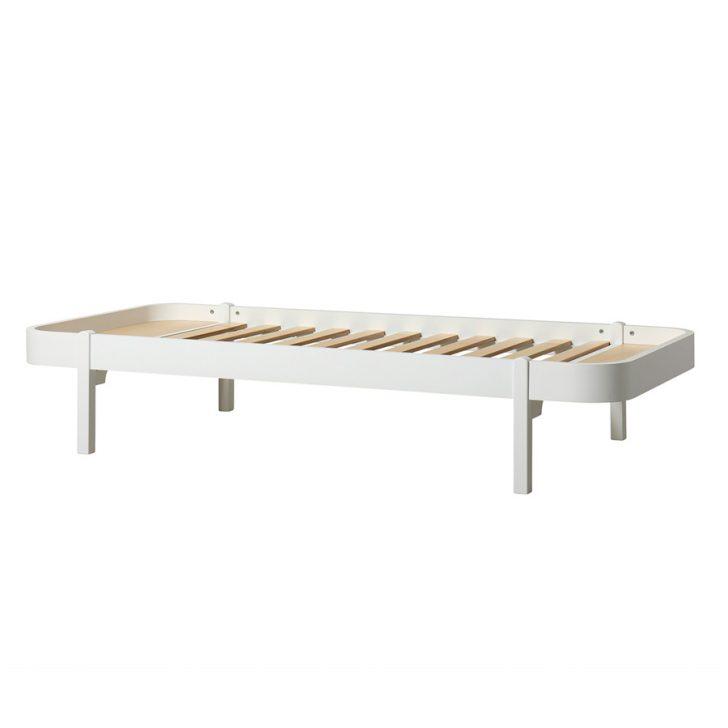 Medium Size of Oliver Furniture Bett Wood Lounger 90 200 Wei Online Kaufen Flexa Betten Weiß 90x200 Steens Massivholz Erhöhtes 80x200 Feng Shui Schlafzimmer Kommode Bett Bett 90x200 Weiß