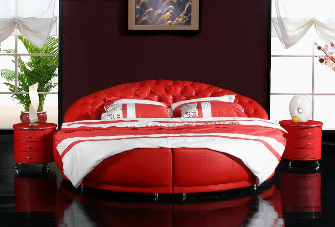 Large Size of Rundes Bett Design Betten In Hochwertiger Qualitt Oder Rundbett Wt1186 Bei Jv Mit Stauraum 140x200 Kaufen Günstig Ohne Kopfteil Selber Bauen 180x200 Bett Rundes Bett