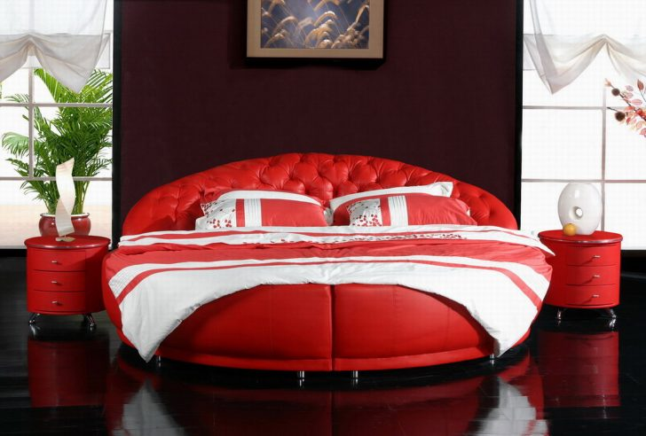 Medium Size of Rundes Bett Design Betten In Hochwertiger Qualitt Oder Rundbett Wt1186 Bei Jv Mit Stauraum 140x200 Kaufen Günstig Ohne Kopfteil Selber Bauen 180x200 Bett Rundes Bett