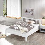 Bett Weiß 180x200 Bett Bett Luis 180 200 Cm Massivholz 180x200 Mit Bettkasten 90x200 Weiß Selber Bauen Betten Outlet Graues Unterbett Gebrauchte Ausklappbares Jabo