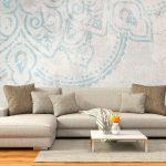 Vlies Fototapete Dekoration Mandala Schlafzimmer Wandbilder Tapete Kommode Weiß Vorhänge Komplett Günstig Set Massivholz Stuhl Loddenkemper Stehlampe Schlafzimmer Wandbilder Schlafzimmer