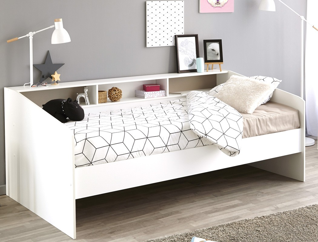 Large Size of Bett 90x200 Jugendbett Selby 2 Wei Singlebett Kinderbett Kojenbett 120x200 Mit Matratze Und Lattenrost Clinique Even Better Make Up 180x200 Günstig Keilkissen Bett Bett 90x200