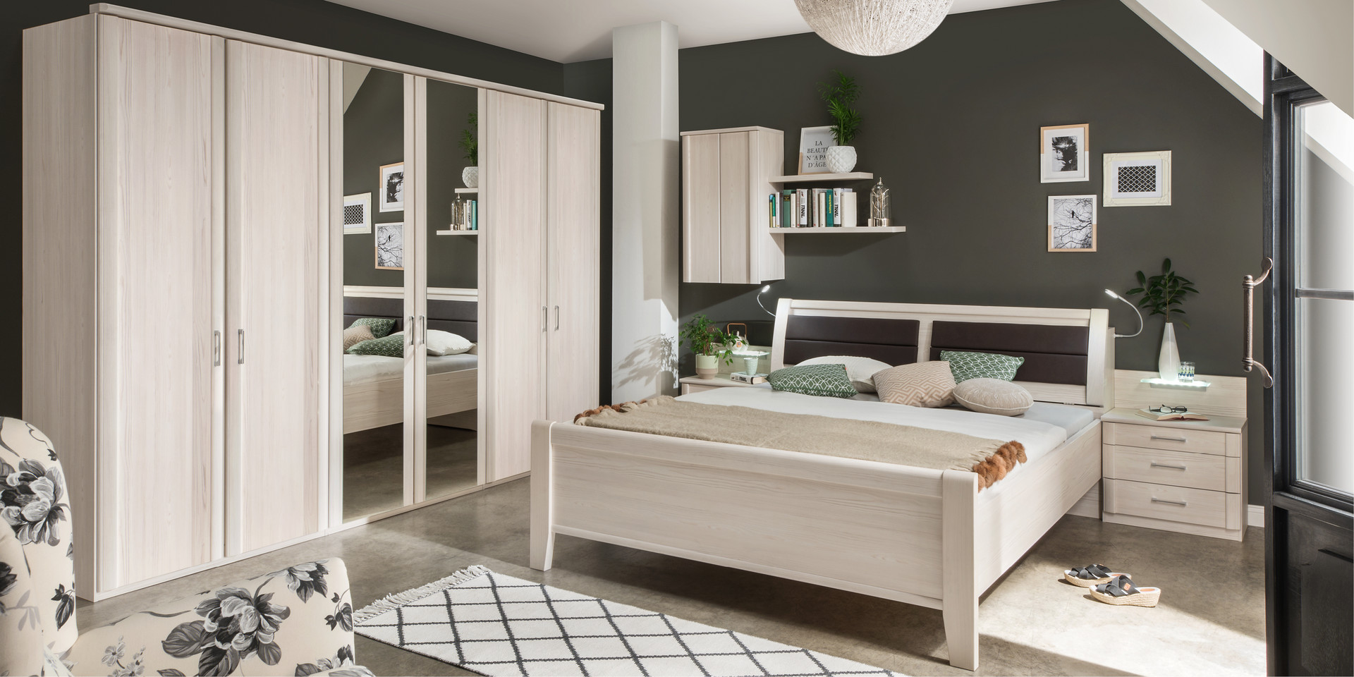 Full Size of Wiemann Schlafzimmer Erleben Sie Das Luxor 3 4 Mbelhersteller Stuhl Kommode Komplett Weiß Deckenleuchte Modern Gardinen Für Teppich Regal Tapeten Luxus Schlafzimmer Wiemann Schlafzimmer