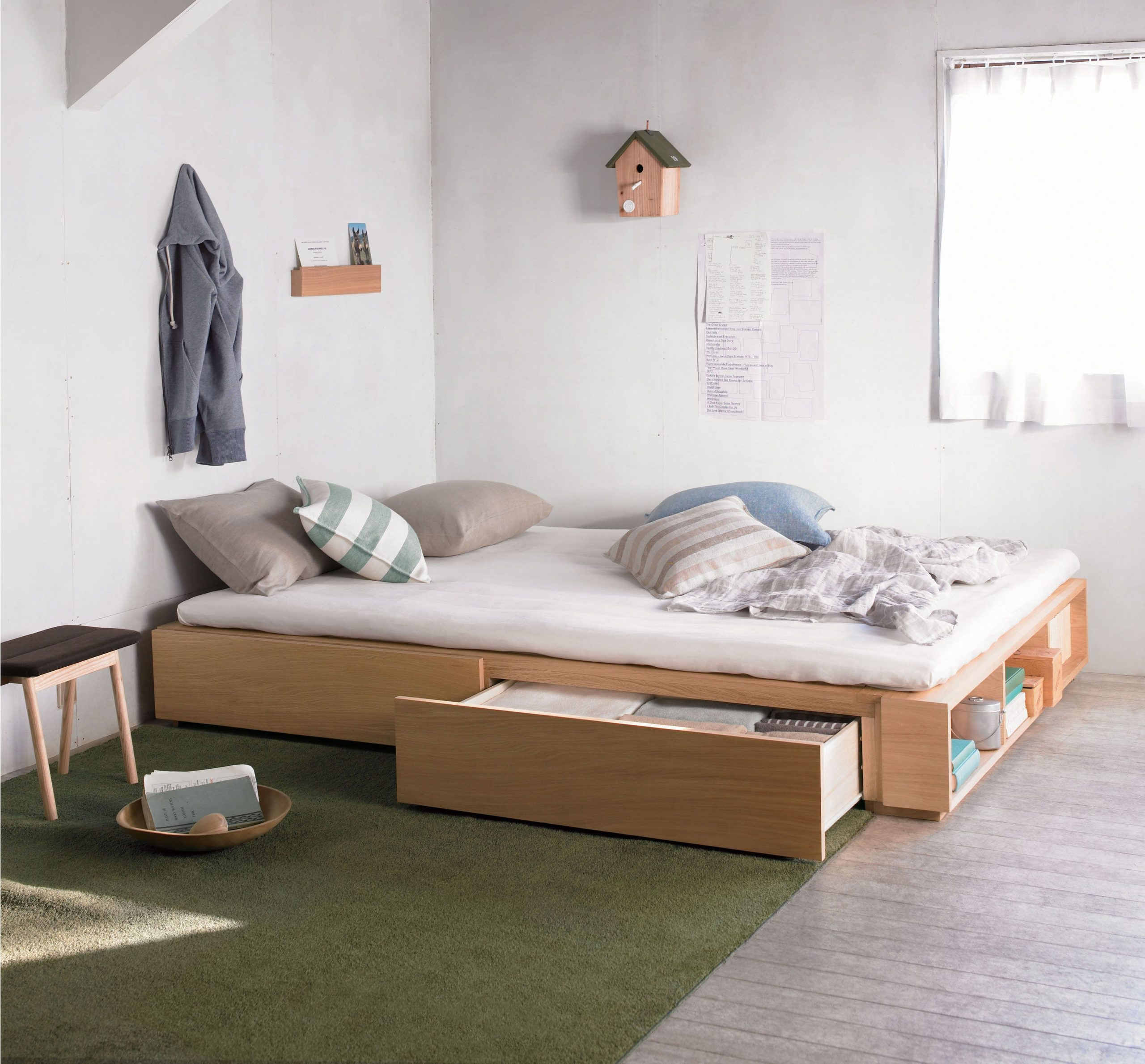 Full Size of Bett Mit Stauraum Ikea Selber Bauen Holz 180x200 200x200 140x200 Diy Betten 120x200 Viel 160x200 100x200 Moderne Doppel Kapitne Komplett Lattenrost Und Bett Betten Mit Stauraum