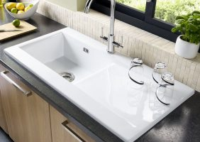 Keramik Waschbecken Küche