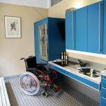 Behindertengerechte Küche Arbeitsplatte Aluminium Verbundplatte Sitzbank Mit Geräten Einbauküche Gebraucht Was Kostet Eine Massivholzküche Modulküche Küche Behindertengerechte Küche