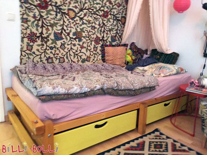 Full Size of Gebrauchte Betten Ebay Zu Verschenken 140x200 160x200 180x200 Secondhand Hochbetten Etagenbetten Billi Bolli Einbauküche Weiß Joop überlänge Jugend Rauch Bett Gebrauchte Betten