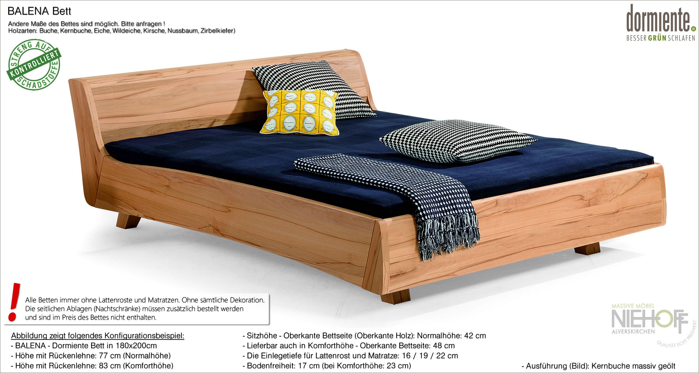 Full Size of Bett Breite 140 220 Cm 160 Oder 180 120 Ikea Bettbreiten Naturholzbett Balena Mit Rckenlehne Als Einzelbett 120x200 Matratze Und Lattenrost Clinique Even Bett Bett Breite
