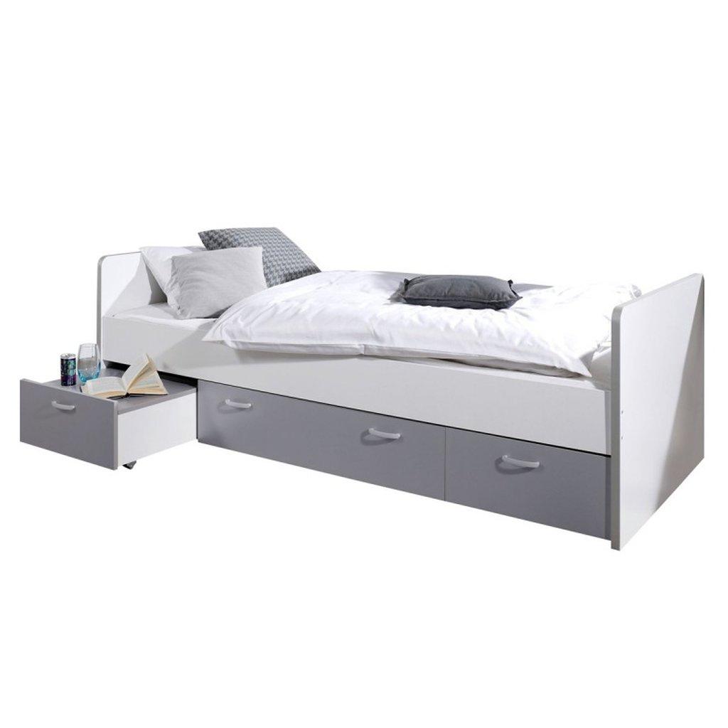 Full Size of Bett Bonny Kinderbett 90x200 Cm Mit Stauraum Silber Futon Ebay Betten 180x200 Lattenrost Eiche Massiv Dänisches Bettenlager Badezimmer Massivholz Ikea 160x200 Bett Bett 90x200