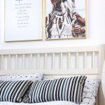 Interior Update Unser Schlafzimmer Shades Of Ivory Truhe Komplett Poco Wandlampe Luxus Schränke Weiss Weißes Mit Lattenrost Und Matratze Rauch Eckschrank Schlafzimmer Wandbilder Schlafzimmer