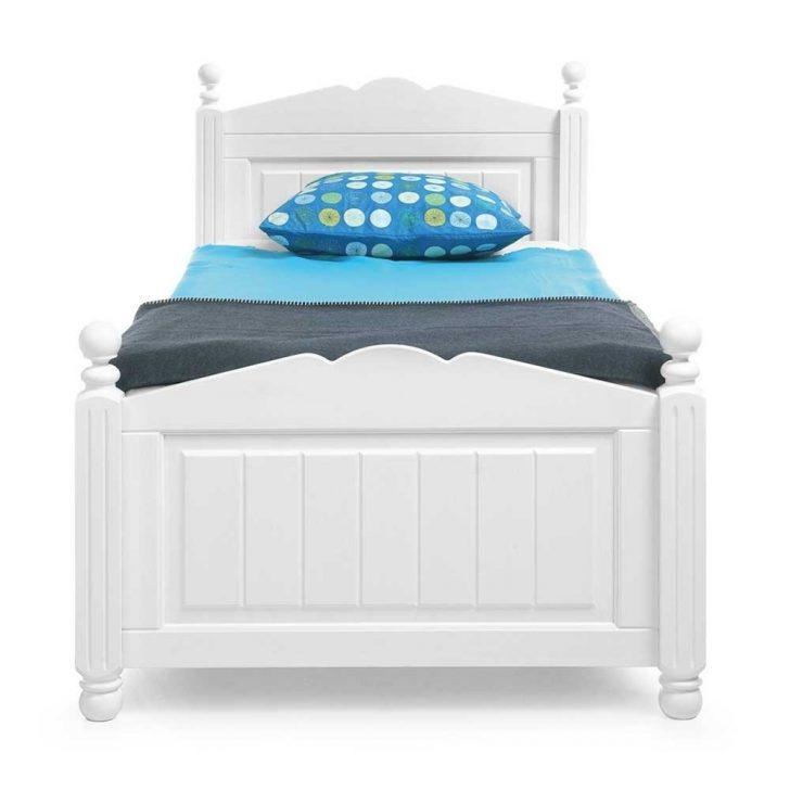 Medium Size of Bett Mit Ausziehbett Weies Einzelbett In 90x200 100x200 120x200 Esstisch Rund Stühlen Fenster Eingebauten Rolladen Liegehöhe 60 Cm Ausgefallene Betten Zum Bett Bett Mit Ausziehbett