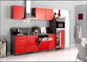 Küche Apothekerschrank