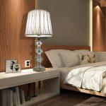 Schlafzimmer Lampe Nachttischlafzimmer Kristall Tischleuchte Schirm Rauch Lampen Esstisch Designer Luxus Landhaus Badezimmer Decke Mit überbau Wandlampe Schlafzimmer Schlafzimmer Lampe
