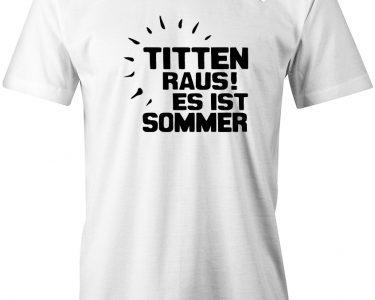 Lustige T-shirt Sprüche Küche Titten Raus Es Ist Sommer Lustige Sprche Herren T Shirt Junggesellenabschied T Shirt Sprüche Wandtattoo Junggesellinnenabschied Bettwäsche Männer