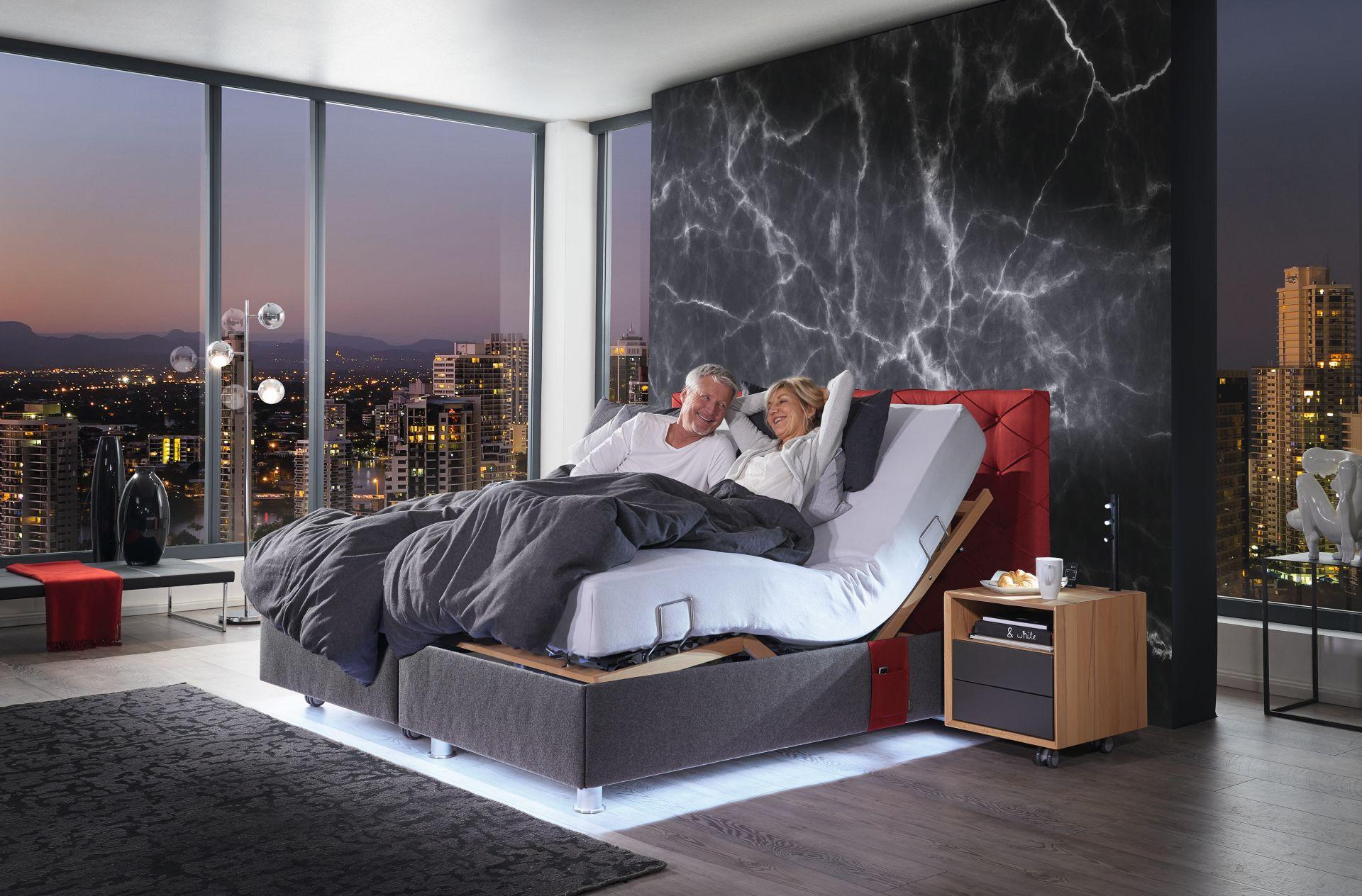 Full Size of Hohe Betten Kirchner Hhenverstellbare Komfortbetten Mit Niveau Segger Möbel Boss Amerikanische Designer überlänge Kaufen Landhausstil Billige Gebrauchte Bett Hohe Betten