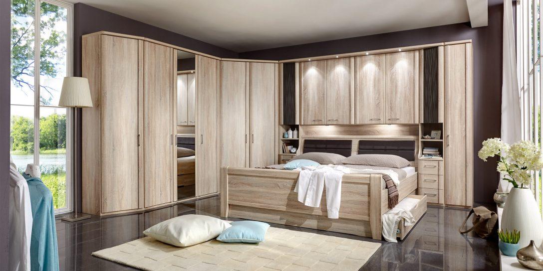 Large Size of Schlafzimmer Mit überbau Erleben Sie Das Luxor 3 4 Mbelhersteller Wiemann Wandtattoo Bett Ausziehbett Set Matratze Und Lattenrost 2 Sitzer Sofa Relaxfunktion Schlafzimmer Schlafzimmer Mit überbau