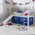 Bett Mit Rutsche Bett Bett Mit Rutsche Homestyle4u 1544 Runde Betten Gepolstertem Kopfteil Bette Badewanne Küche Günstig Elektrogeräten Sofa Relaxfunktion 3 Sitzer Lattenrost