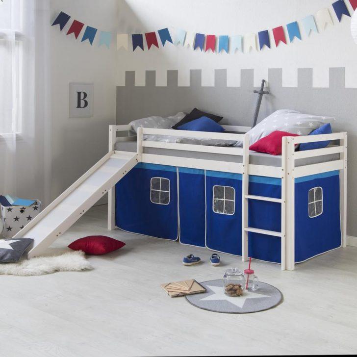 Medium Size of Bett Mit Rutsche Homestyle4u 1544 Runde Betten Gepolstertem Kopfteil Bette Badewanne Küche Günstig Elektrogeräten Sofa Relaxfunktion 3 Sitzer Lattenrost Bett Bett Mit Rutsche