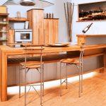 Vollholzküche Mein Kchendesign Finden Ber 1000 Impressionen Fr Ihre Traumkche Küche Vollholzküche