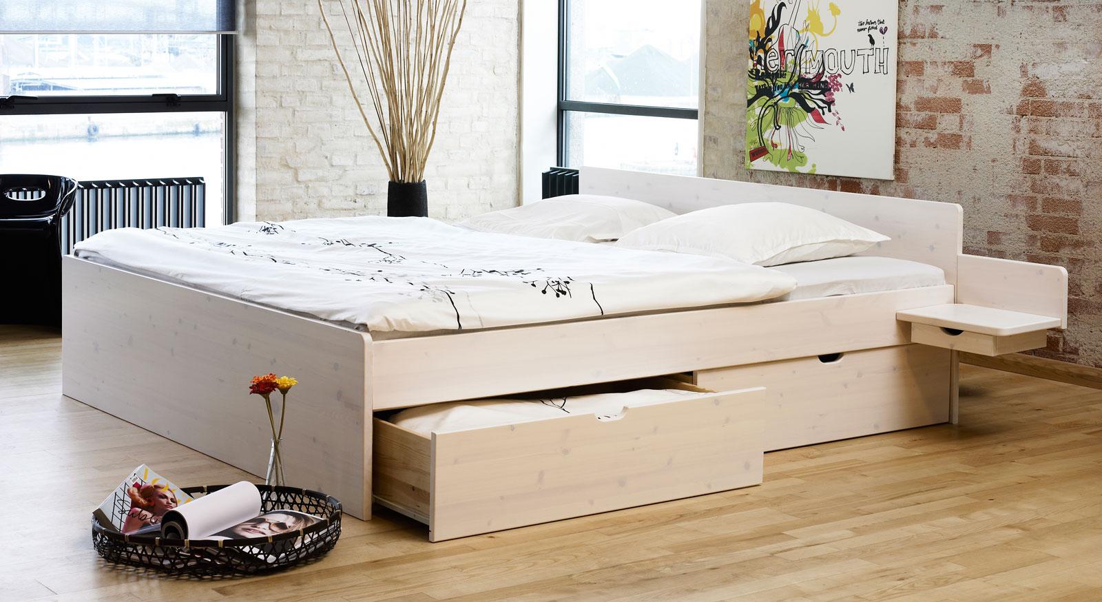 Full Size of Betten Ikea 160x200 Schubkasten Doppelbett Aus Buche Oder Kiefer Bett Norwegen Küche Kosten Günstig Kaufen 180x200 Jensen Massivholz Köln Weißes Test Bett Betten Ikea 160x200