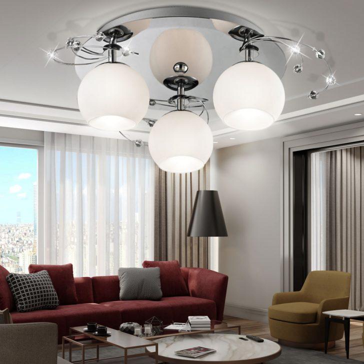Medium Size of Deckenlampe Wohnzimmer Deckenleuchte Glas Beleuchtung Wandbilder Schlafzimmer Anbauwand Sideboard Stehleuchte Lampen Schrankwand Tischlampe Tapete Indirekte Wohnzimmer Deckenlampe Wohnzimmer