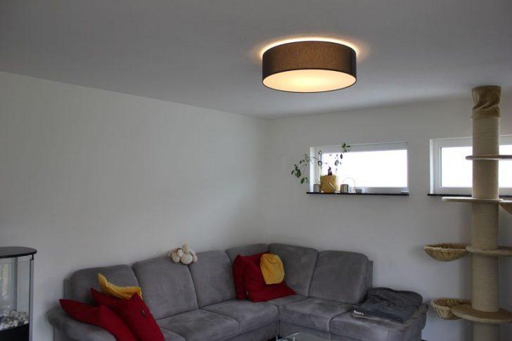 Medium Size of Deckenlampe Wohnzimmer Hufnagel Mara Deckenleuchte Als Lounge Lampe Im Teppich Landhausstil Kamin Stehlampe Deckenlampen Modern Led Beleuchtung Tapeten Ideen Wohnzimmer Deckenlampe Wohnzimmer