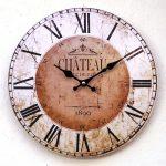 Wanduhr Küche Küche Wanduhr Modern Groß Wanduhr Bahnhofsuhr Küchenuhr Uhr Antikstil Vintage Design Genial