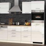 Weiße Küche Küche Weie Kche Mit Elektrogerten Hochglanz Fronten Cuneo I 12 Miele Küche Wandpaneel Glas Zusammenstellen Industrial Weißes Schlafzimmer Aufbewahrung Modulare