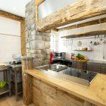 Selbstversorgerkche Ist Fertiggestellt Wuerttembergerhaus Küche Mit Tresen Barhocker Stehhilfe Einbauküche Ohne Kühlschrank Outdoor Kaufen Landhausstil Küche Grillplatte Küche