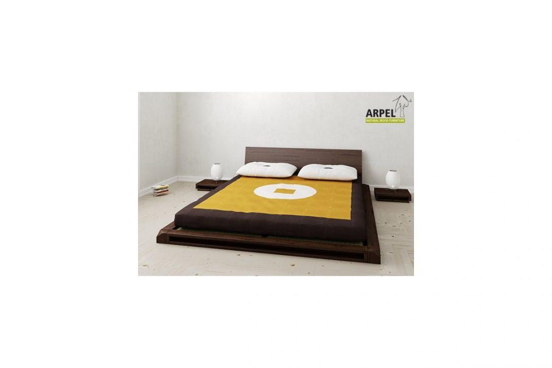 Large Size of Japanisches Bett Tiefliegendes Aiko Mit Tatami Und Futon 15 Rabatt 140x200 Bettkasten 180x200 Komplett Lattenrost Matratze Hülsta 160x200 120x200 Schlicht Bett Japanisches Bett