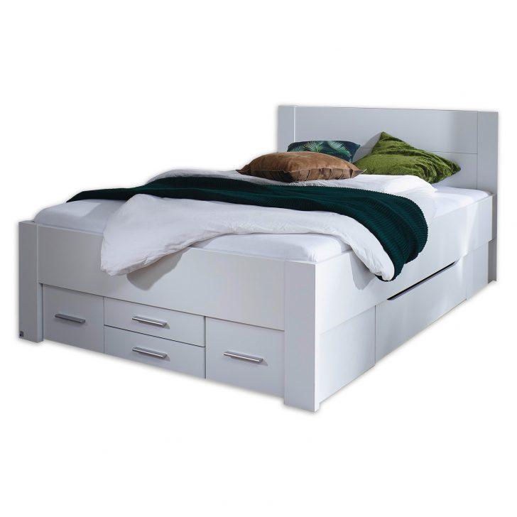 Medium Size of Bett 140x200 Weiß Bettgestell Alpinwei 6 Schubksten Cm Online Bei Schwarz 90x200 120x200 Betten Test Xxl Bock 140 X 200 Französische Für übergewichtige Bett Bett 140x200 Weiß