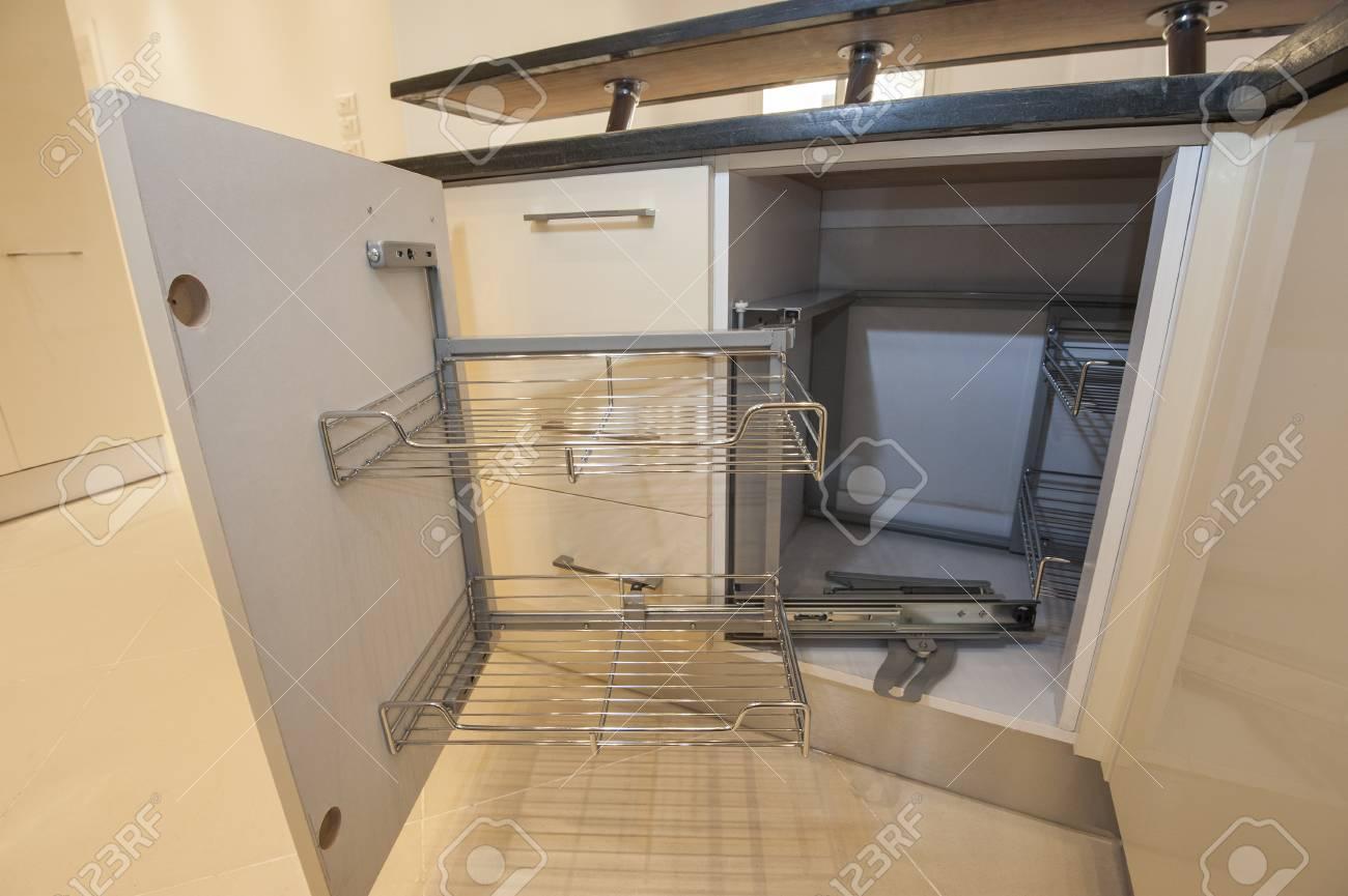 Full Size of Kitchen Interior Design Cupboard Detail Küche Eckschrank Küche