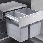 Müllsystem Küche Mlleimer Kche 30 L Hailo Tandem Abfalleimer Ml Real Oberschrank Mit Elektrogeräten Günstig Aufbewahrungsbehälter Nischenrückwand Küche Müllsystem Küche