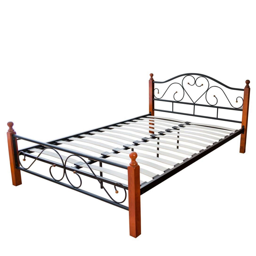 Large Size of Metall Bett Am Besten Bewertete Produkte In Der Kategorie Metallbetten Amazonde Kinder Betten Massiv Rustikales Bette Starlet Duschwanne King Size Bambus Weiß Bett Metall Bett