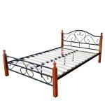 Metall Bett Am Besten Bewertete Produkte In Der Kategorie Metallbetten Amazonde Kinder Betten Massiv Rustikales Bette Starlet Duschwanne King Size Bambus Weiß Bett Metall Bett