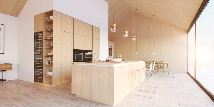 Medium Size of Vollholzküche Holzkchen Alles Was Sie Ber Wissen Sollten Küche Vollholzküche